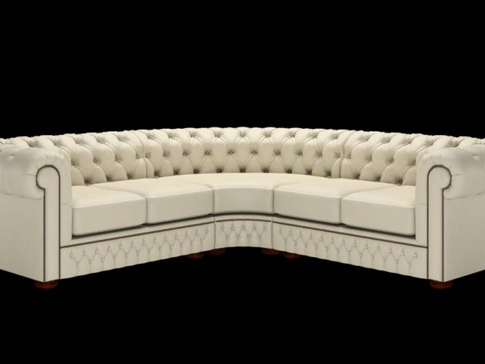 Chesterfield Ecksofa (2 x 2)