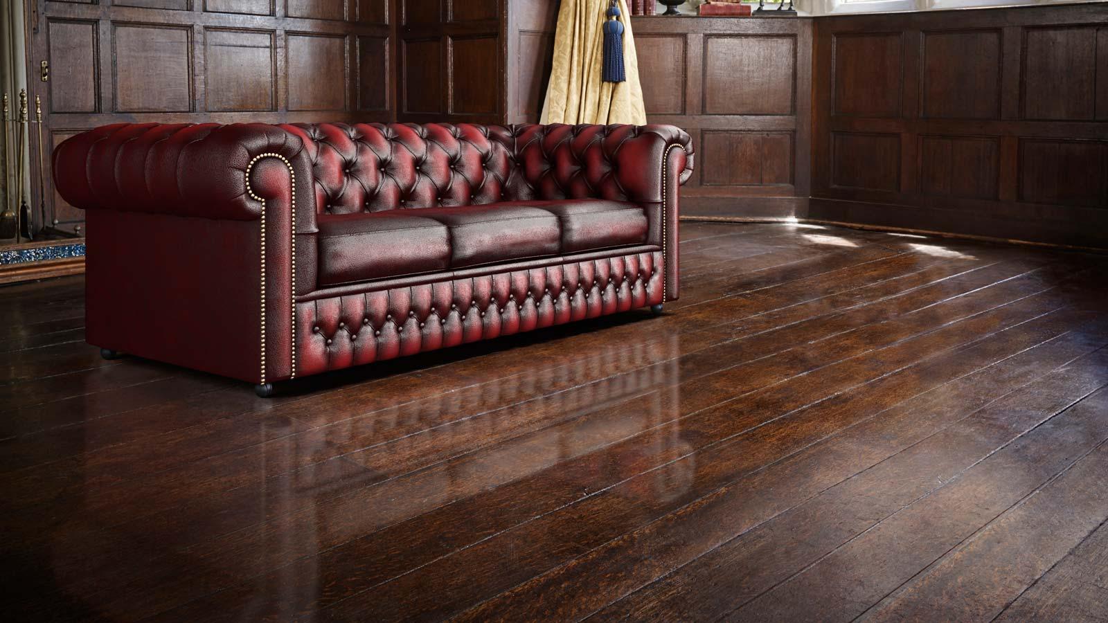 chesterfield ecksofa und sofabett probesitzen und liegen. Black Bedroom Furniture Sets. Home Design Ideas