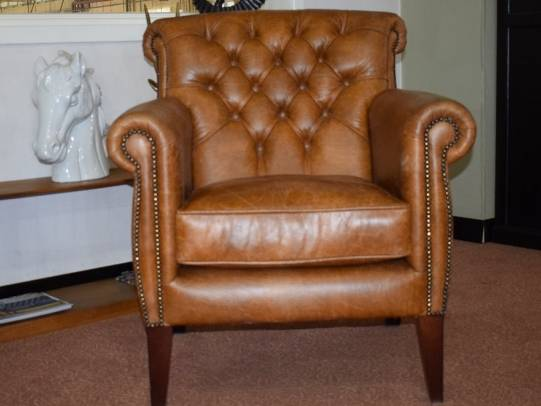 Chesterfield Bentley Chair