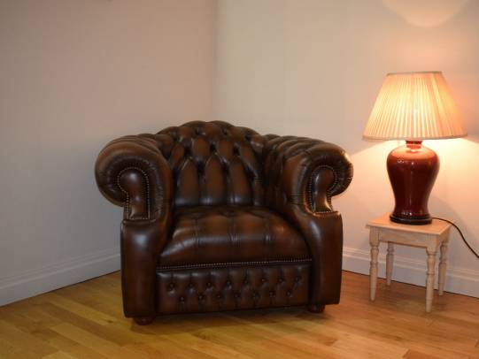 Chesterfield Sessel Lawrence