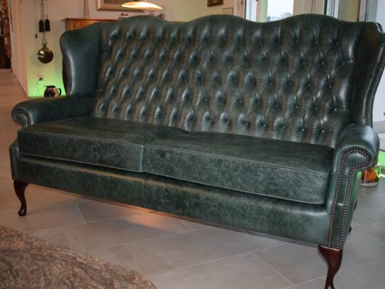 Gladstone 3er Sofa in Rimini Foresta