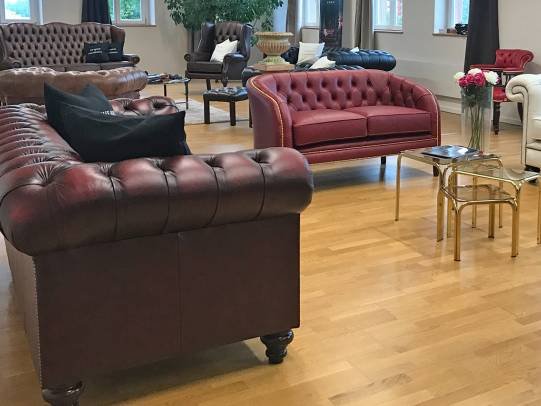 Chesterfield Sofas Chesterfield Classic und Byron