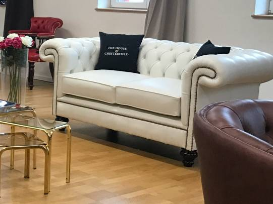 Chesterfield Sofa Modell Allingham