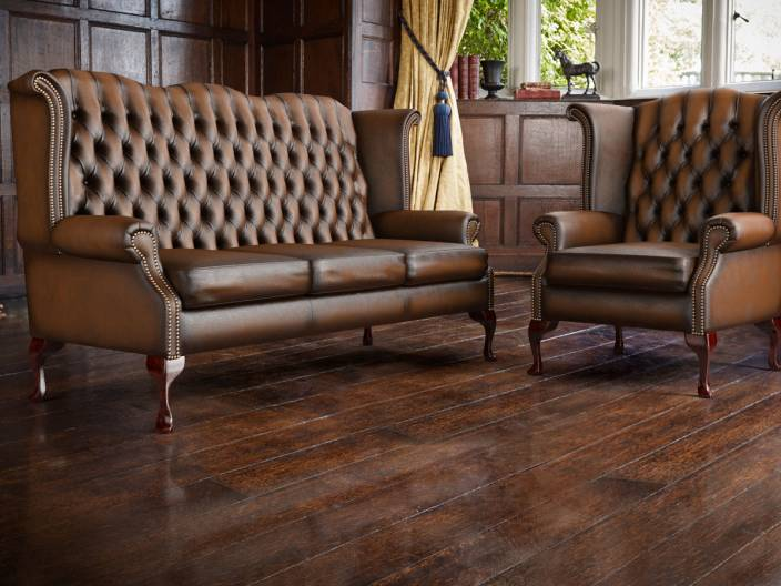 Chesterfield Byron Sofa