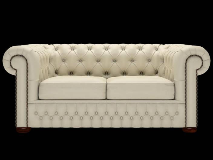 Chesterfield Zweiersofa