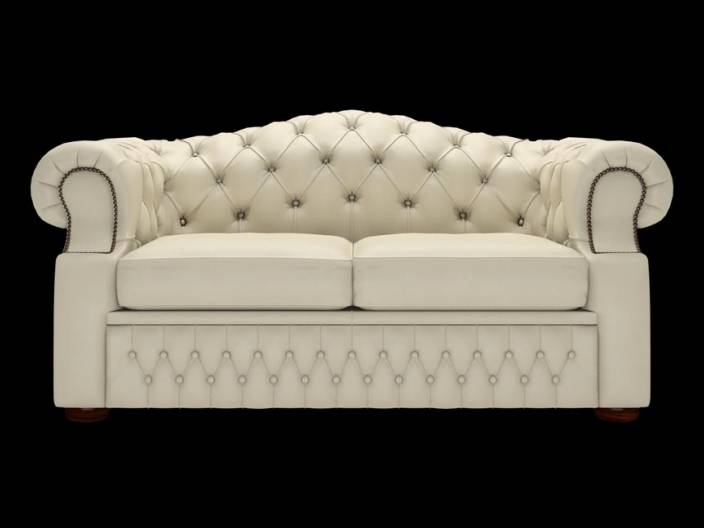 Chesterfield Sofa Lawrence 2-Sitzer