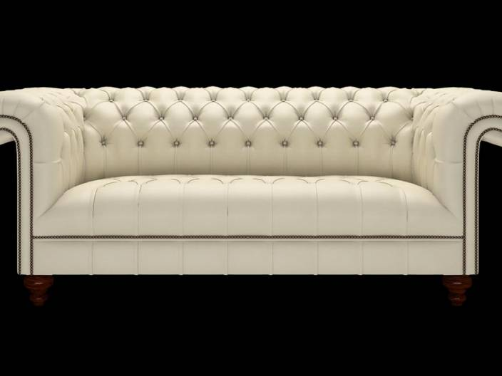 Chesterfield Sofa Nelson 3-Sitzer