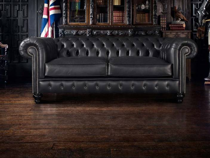 Chesterfield Sofa Raleigh