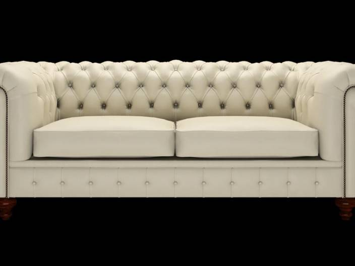 Chesterfield Sofa Raleigh 3-Sitzer